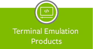 Terminal emulation products