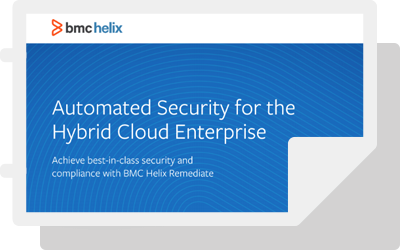 White paper: Automated Security for the Hybrid Cloud Enterprise