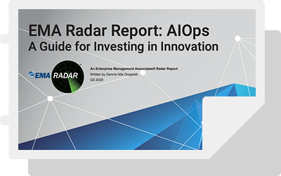 EMA Radar Report for AIOps