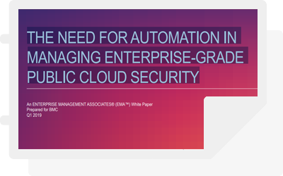 EMA Public Cloud Security